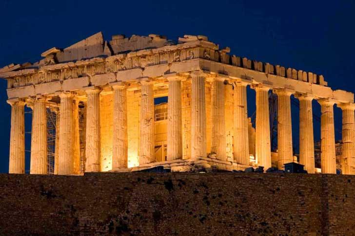 Acrópolis de Atenas – Visitas, Horarios, Precio y cómo llegar