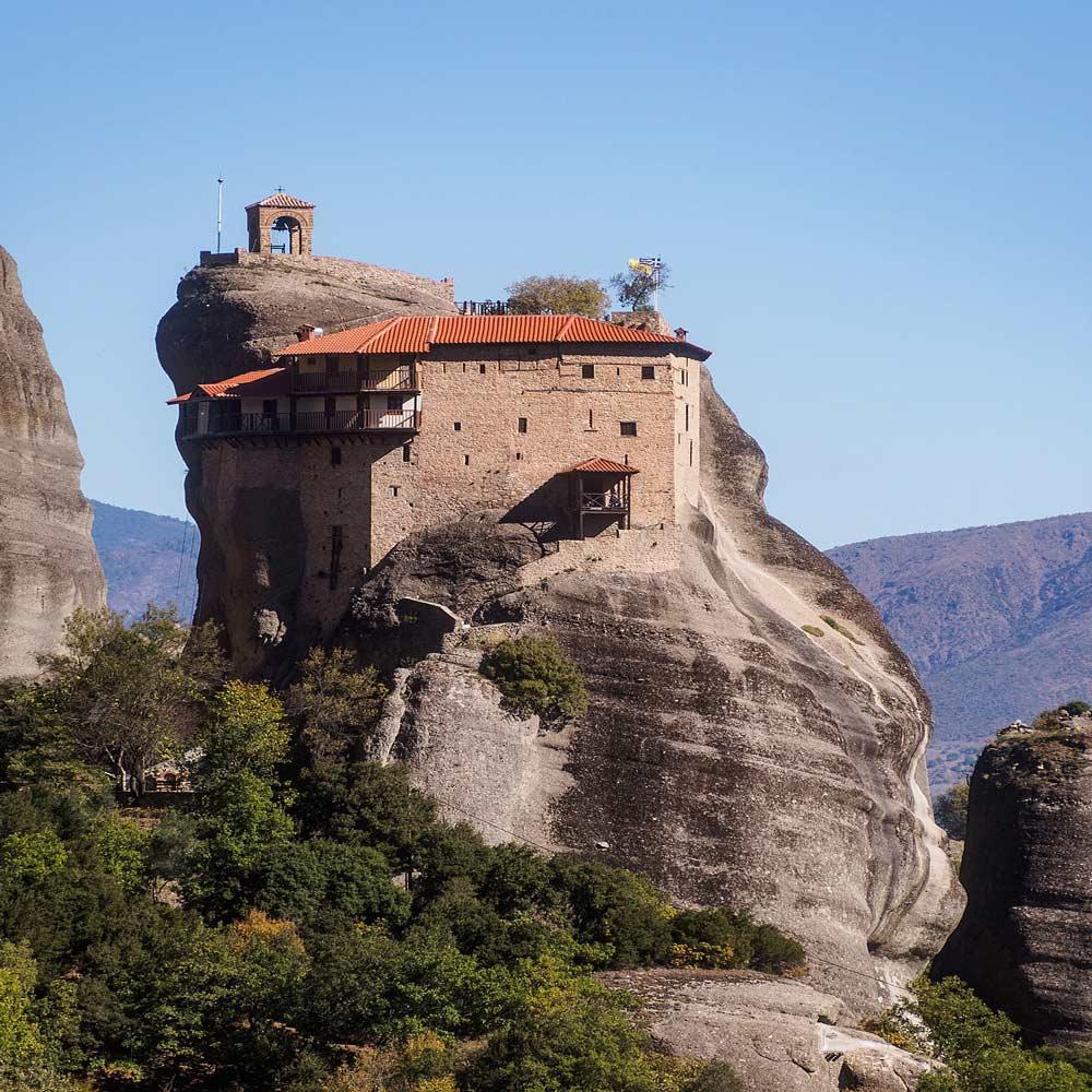 Monasterio de Agios Nikolaos