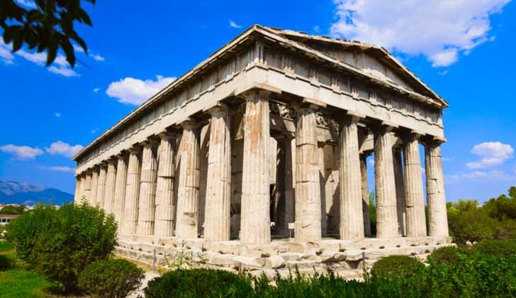 Ágora antigua el corazón sociopolítico de la antigua Atenas