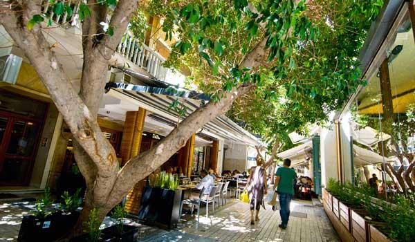 Alojarse en Atenas el Barrio Kolonaki