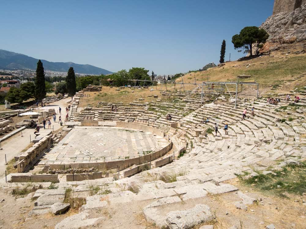 Teatro de Dioniso