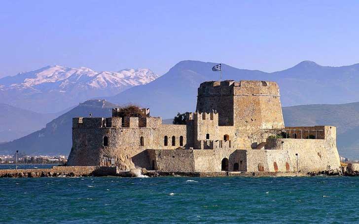 Castillo de Bourtzi