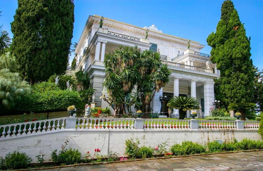 Palacio de la Princesa Sissi