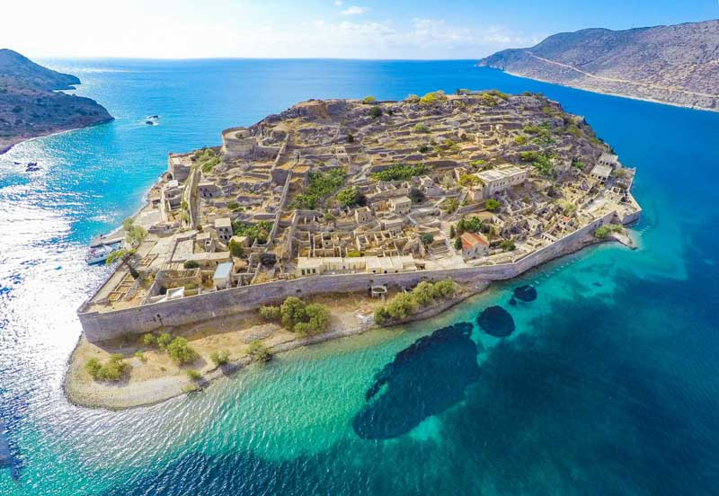 Isla de Spinalonga