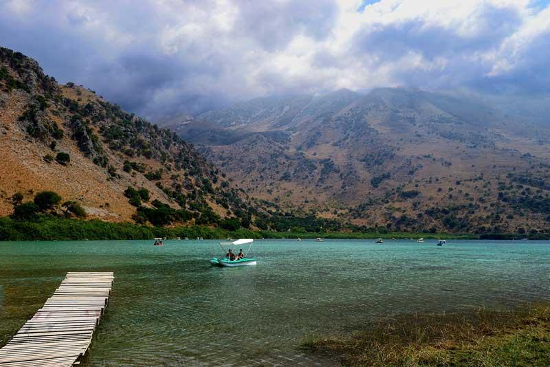 Lago Kournas