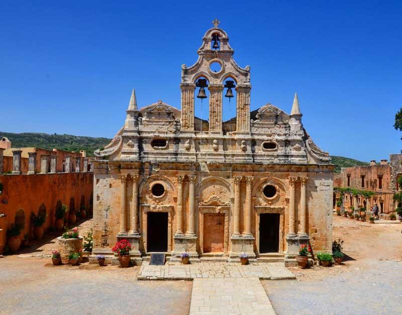 Monasterio de Arkadi