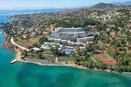 Hotel Dulce Atenas Attica Riviera