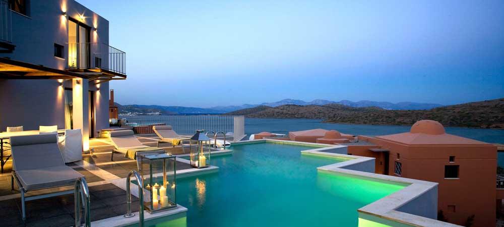 donde alojarse en Creta
