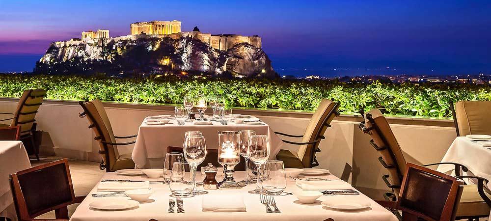 Dónde comer en Atenas