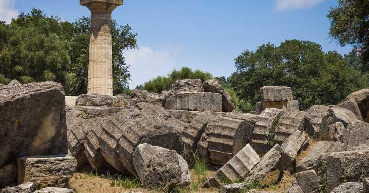 Epidauro y Olimpia