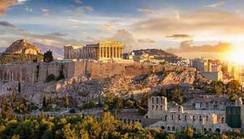 Hoteles baratos en Atenas