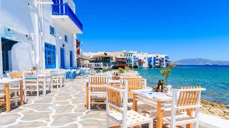 Hoteles en Mykonos
