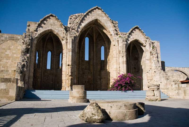 Iglesia de la virgen del castillo
