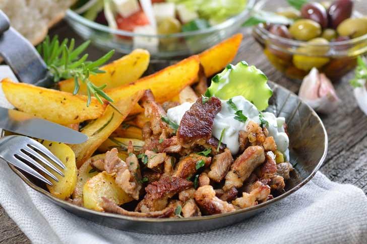 Guía de gastronomía griega