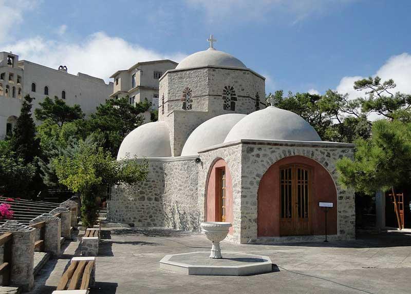 Monasterio de Profitis Ilias