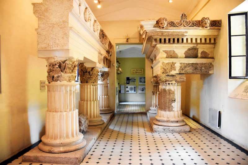 Museo Arqueológico de Epidauro