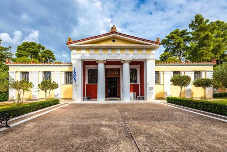 Museo de los Juegos Antiguos