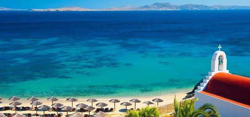Mykonos te ofrece una variedad de playas