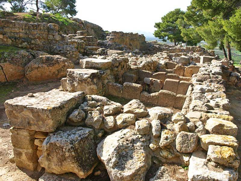 Palacio Minoico de Phaistos