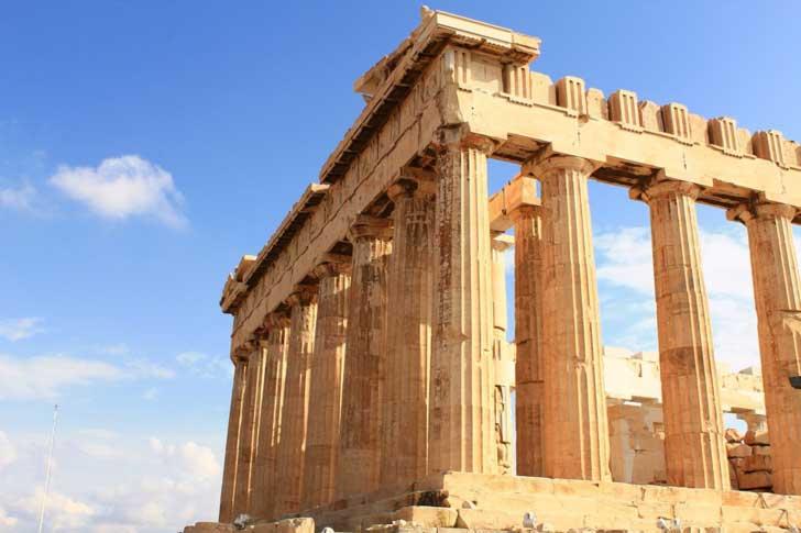 Cómo visitar Acrópolis y Partenón en Atenas