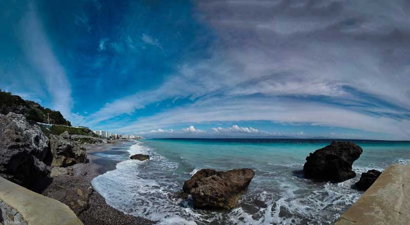 Playa Kato Petres