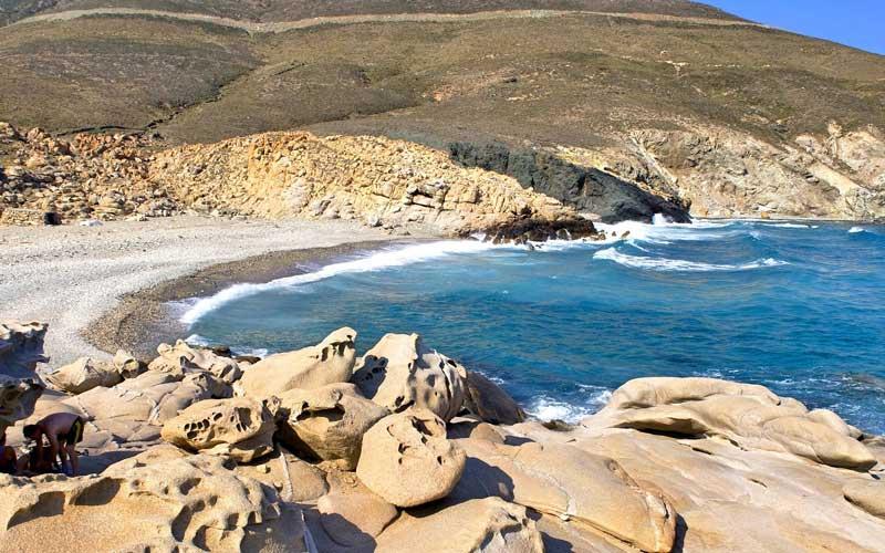 Playas de la isla de Tinos