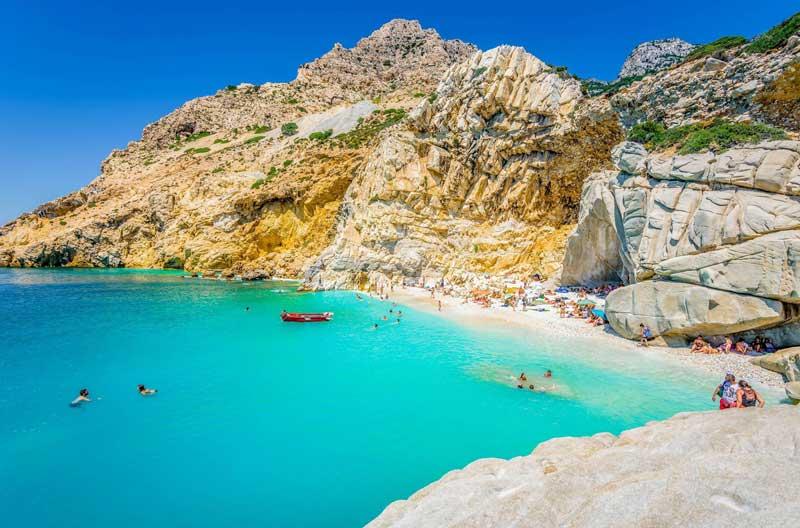 Playas de Ikaria