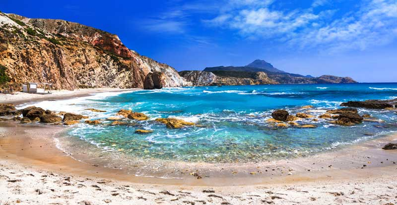 Playas de Milos