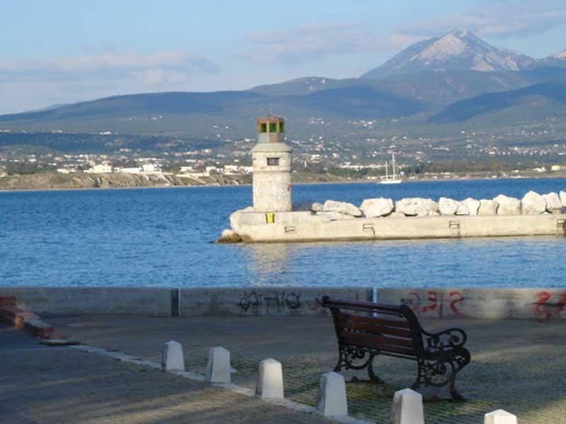 Puerto de Corinto
