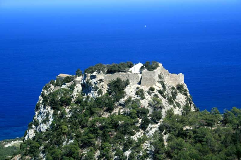 Castillo de los Monolithos