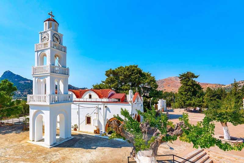 Monasterio Tsambika