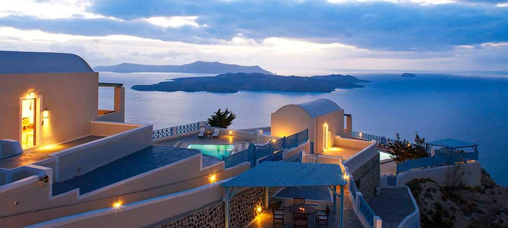 Mykonos o Santorini
