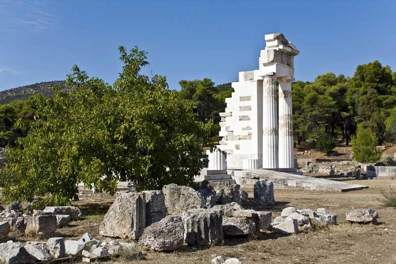 Templo de Asklepios