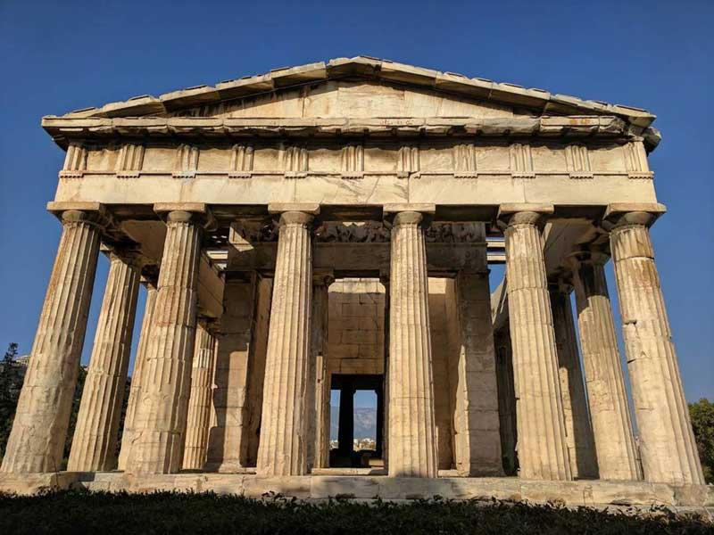 Templo de Hefestión