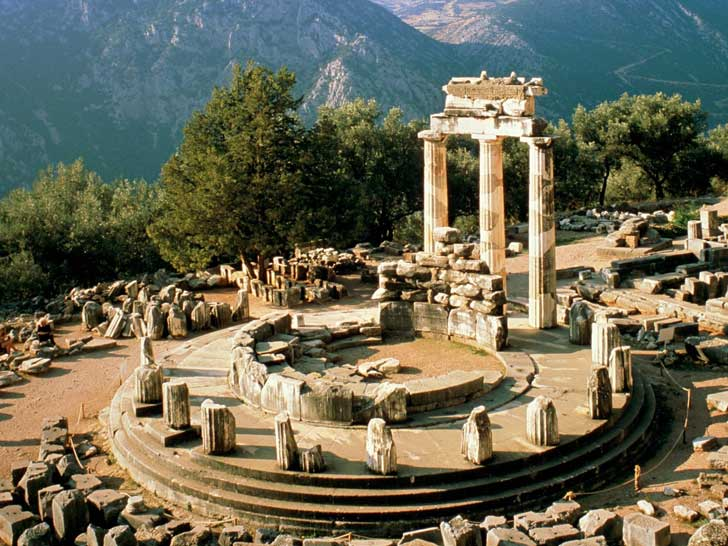 Tours Delfos