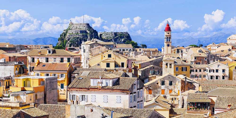 Visitar la isla de Corfú en Grecia