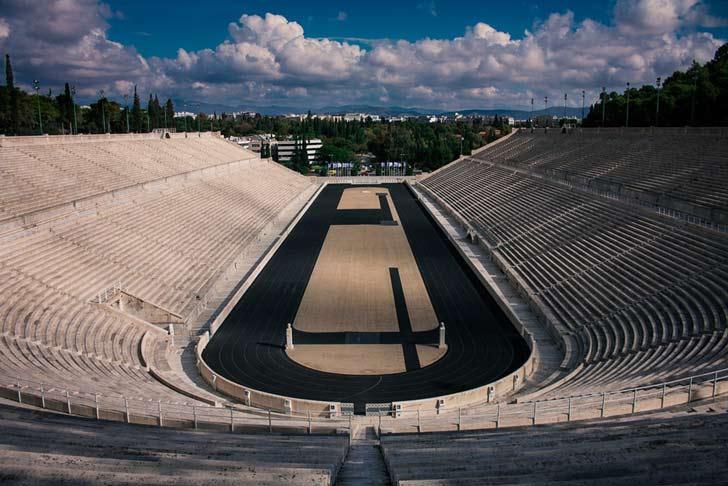 El Estadio Panatenaico