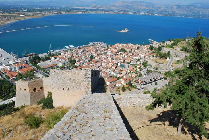 Nafplio Grecia